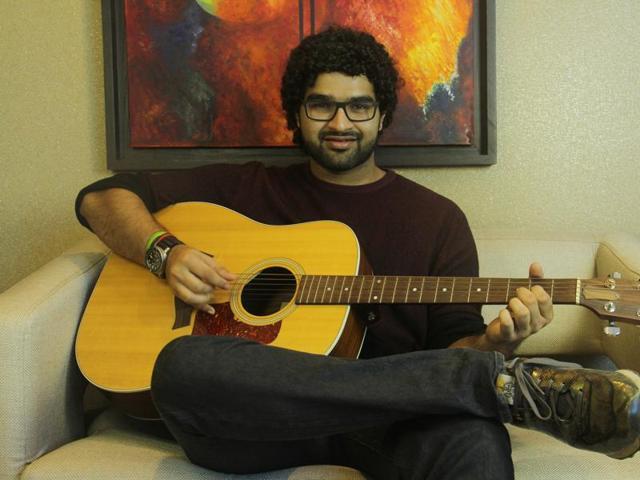 Siddharth Mahadevan has sung the track Nachne De Saare in Katrina Kaif and Sidharth Malhotra's upcoming film Baar Baar Dekho.