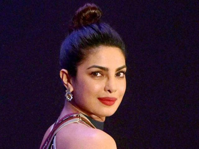 After reports about Priyanka Chopra  joining the Dream Tour gang for the finale in New York emerged, the actor clarified that the news wasn't true.