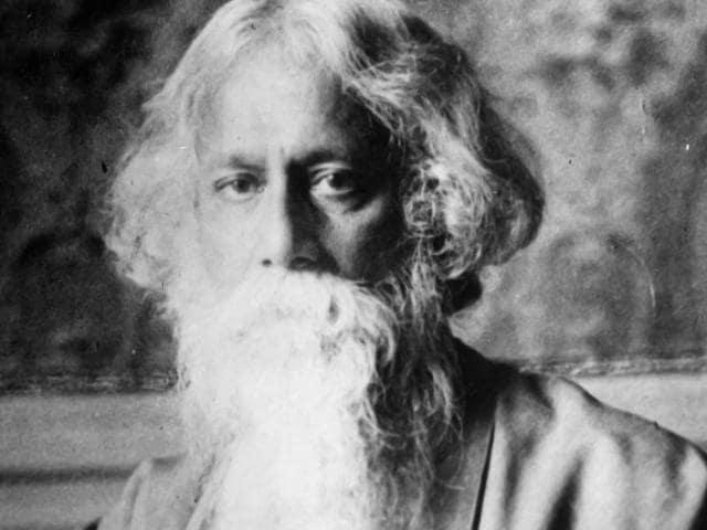 Rabindranath Tagore,National Anthem,Jana Gana Mana