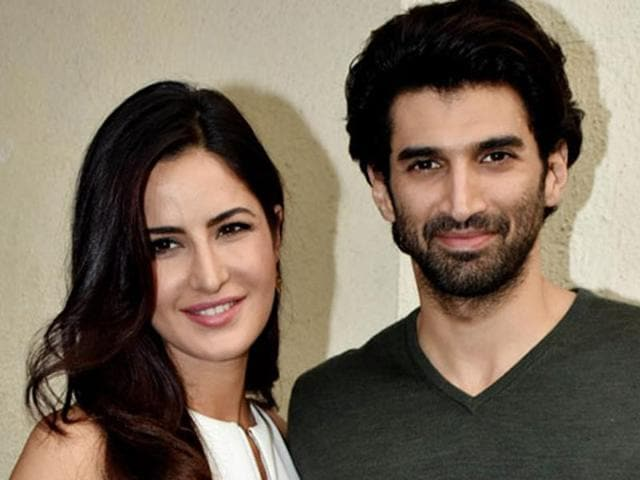 Actors Aditya Roy Kapoor and Katrina Kaif are touring together for Dream Team.