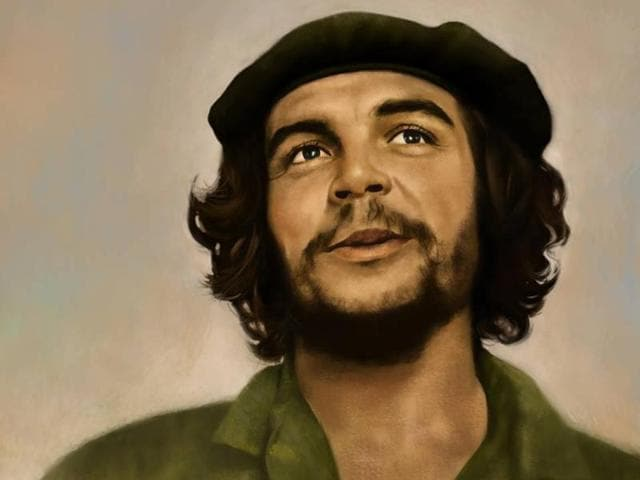 Popular revolutionary Che Guevara  immortalised the beret in the hearts of a generation.