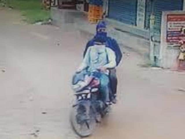 On Aug 6, some bike-borne assailants, who had shot at RSS leader Brigadier Jagdish Gagneja (retd), had come with covered faces.