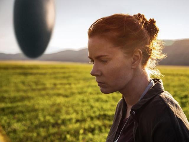 Arrival Trailer,Amy Adams,Amy Adams Arrival