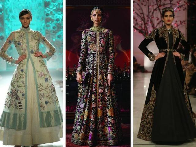 Indian Wear,Long Coats,Fashion