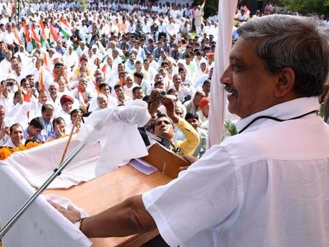Manohar Parrikar,India-Pakistan ties,Defence minister
