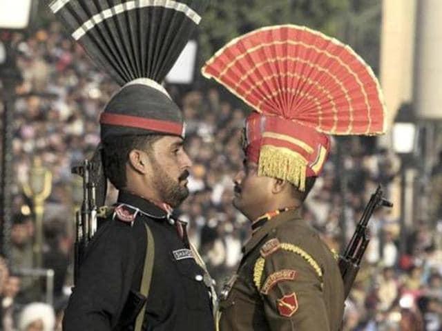 India-Pakistan tensions