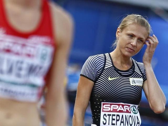 An 800m runner, Yuliya Stepanova and husband Vitaly, who worked with the Russian Anti-Doping Agency, exposed systemic doping in the east European country.