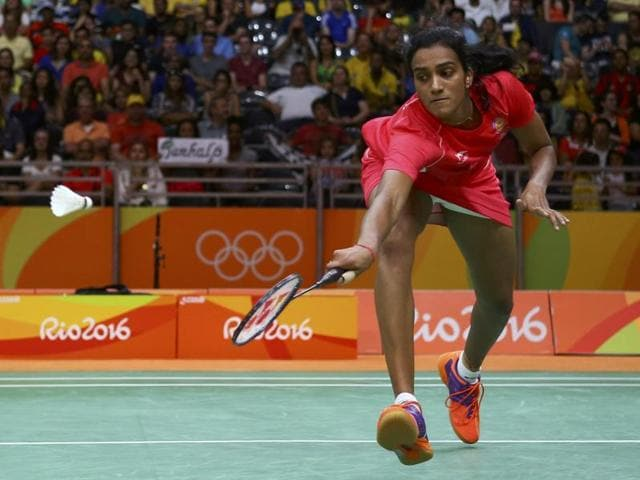 PVSindhu is one of India's last remaining medal hopes at Rio 2016.