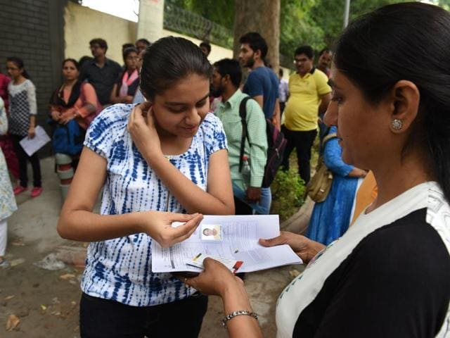 Girls outnumbered boys in qualifying the National Eligibility Cum Entrance Test (NEET) for admission to undergraduate medical courses, as per the results declared by CBSE on Tuesday.