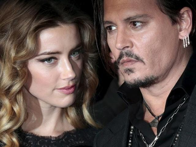 Johnny Depp,Amber Heard,Fight