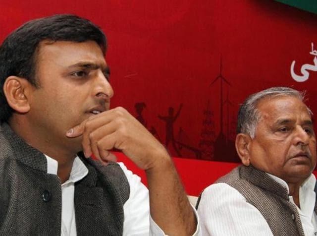 Samajwadi Party,Akhilesh Yadav,Mulayam Singh Yadav