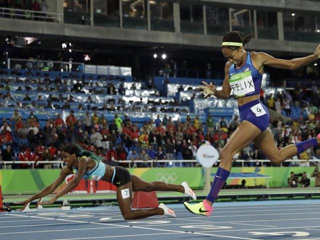 Rio 2016,Olympics,Allyson Felix