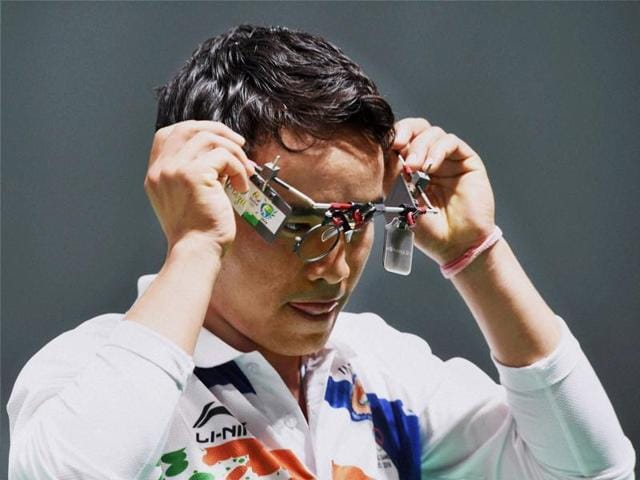 At the Rio Olympics, Jitu Rai lost in the finals of the 10m Air Pistol and failed to qualify for the finals of the 50m |Air Pistol.