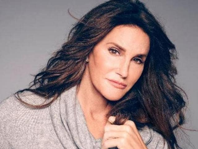 Caitlyn was formerly known as Bruce Jenner.