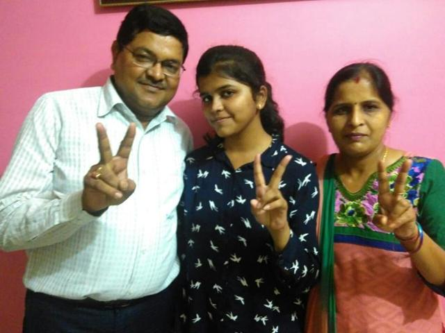 Shreya Mittal said two years of hard work helped her get the All India Rank (AIR) of 21 in NEET exam.
