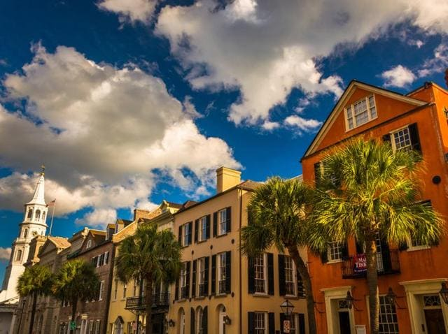 Charleston, South Carolina, has been named the world's friendliest city by CN Traveler's readers.