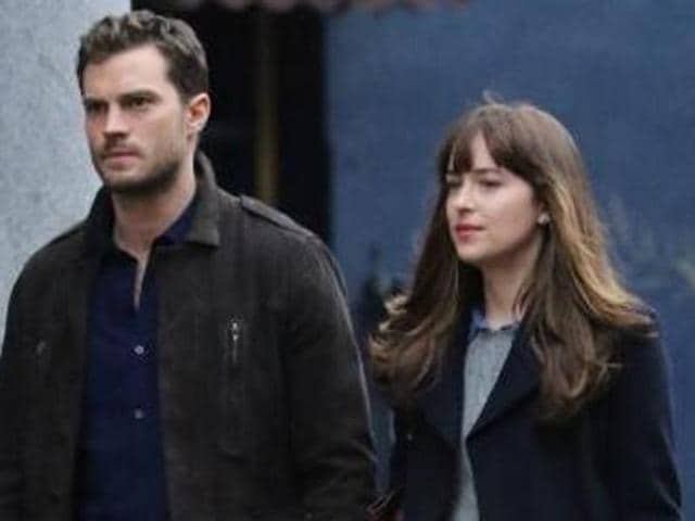 Fifty Shades Darker is the second film in the series.