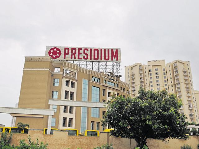 Parents ask Gurgaon's Presidium school to strengthen security