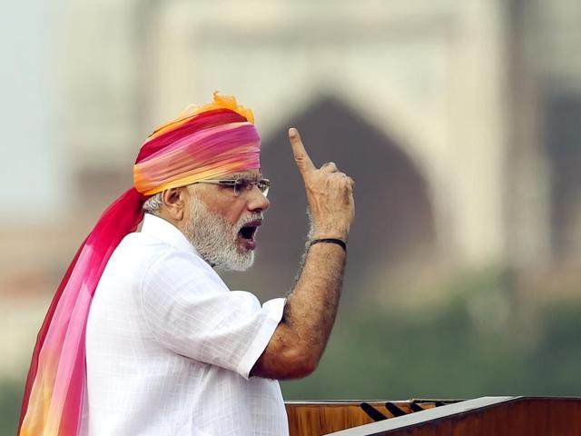 Modi's I-Day speech,CPEC,China-Pakistan Economic Corridor