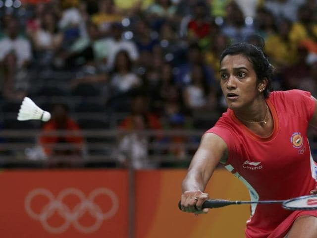 PV Sindhu beats Wang Yihan to reach Rio 2016 Olympics