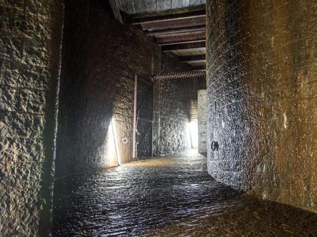 Raj Bhavan,bunker,surprise