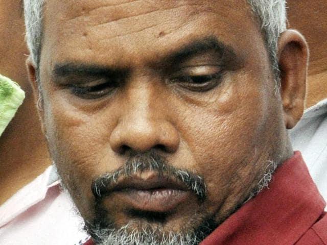 Santosh Pol reportedly confessed to killing six people, in Satara,Maharashtra.