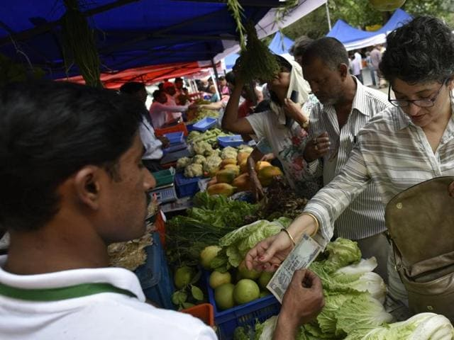 The NGO decided that the farm fresh vegetables will be sold at half the retail price – that was attractive to both the consumers who got them cheap and the farmers who were deprived of much of their profit by middle men.