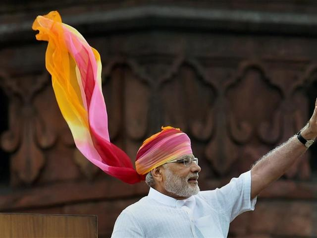 """""""There is a village called Nagla Fatela in Hathras area of Uttar Pradesh. From Delhi it takes only three hours to reach the village. But it took 70 years for electricity to reach there,"""" PMModi had said."""
