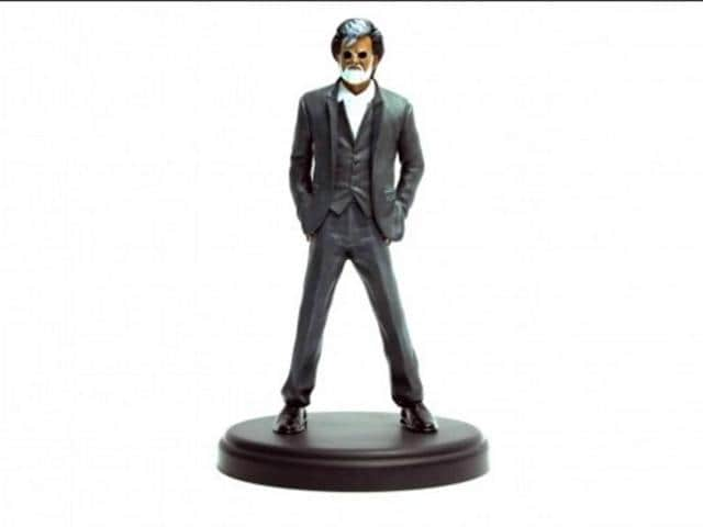 Each Kabali figurine is 16.5 cm tall and weighs 300g.