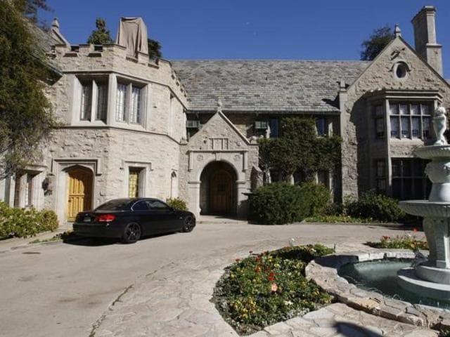 Playboy Mansion,Hugh Hefner,Daren Metropoulos