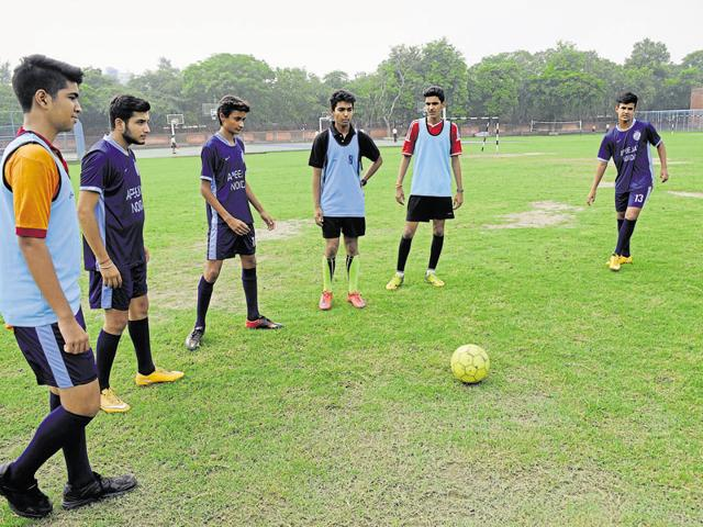 The 10-member team had reached the finals of HT GIFA last year. They say the experience has made them more confident of their skills.
