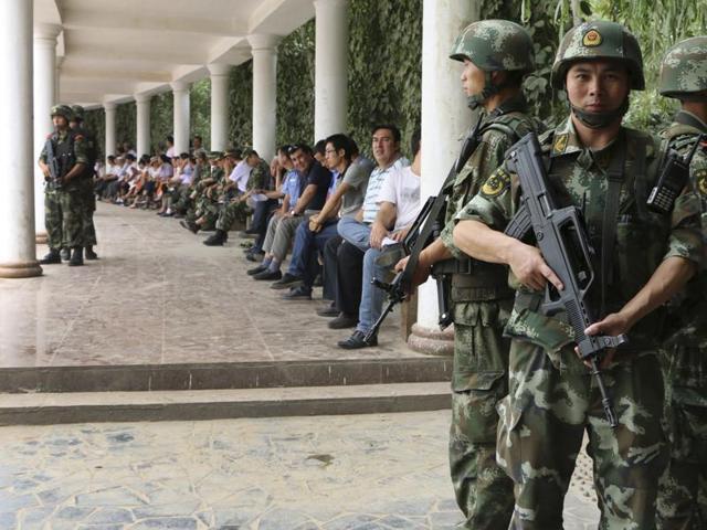 China,Xinjiang Uyghur Autonomous Region,Muslim Uyghur community