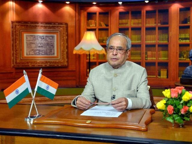 President Pranab Mukherjee said the country should ensure that women and girls feel safe and secure at all times.