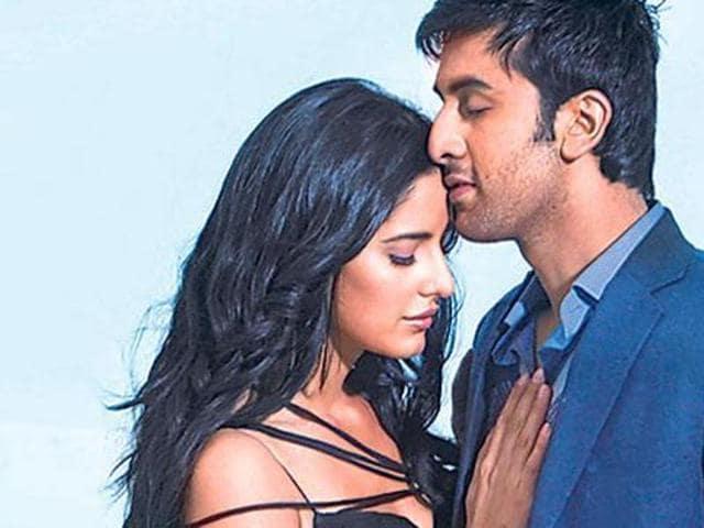 Ranbir Kapoor started dating Katrina after his breakup with Deepika Padukone. (HTPhoto)