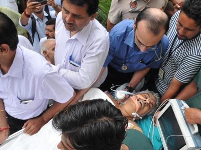 Jagdish Gagneja,RSS,CCTV footage