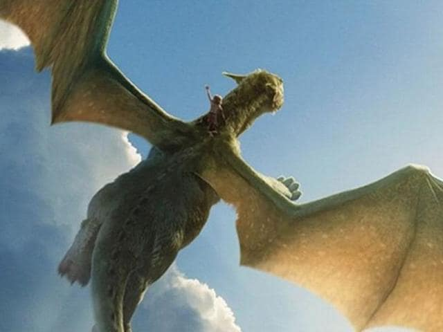 Don't watch this movie from Elliot the dragon's perspective. Just don't.(Disney)