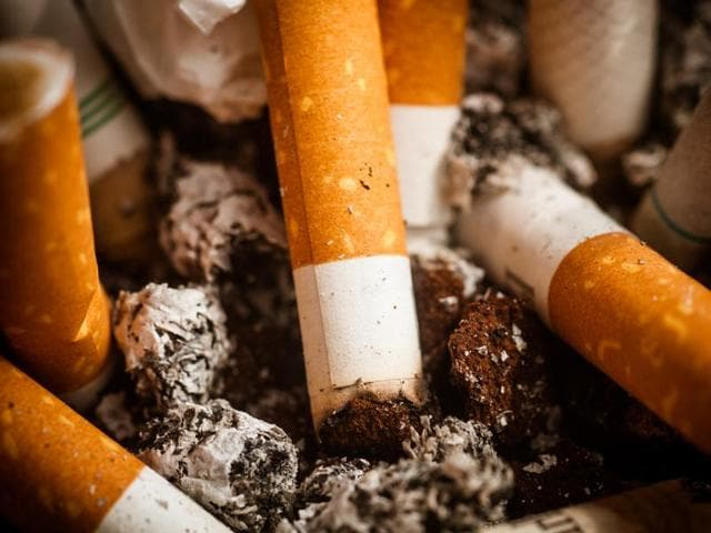 Smokers who have to walk 500 metres or longer from their home to the nearest tobacco shop are more likely to kick the butt, suggests a new study.