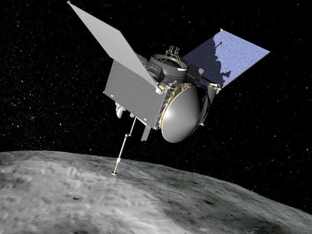 OSIRIS-REx will travel to near-Earth asteroid Benn on a sample return mission.