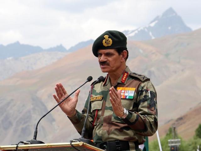 Dalbir Singh,VK Singh,Indian Army