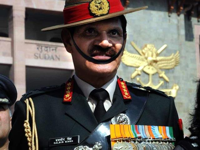 "Dalbir Singh told the Supreme Court in an affidavit that VK Singh victimised him with the sole purpose of ""denying"" him promotion to the appointment of army commander."