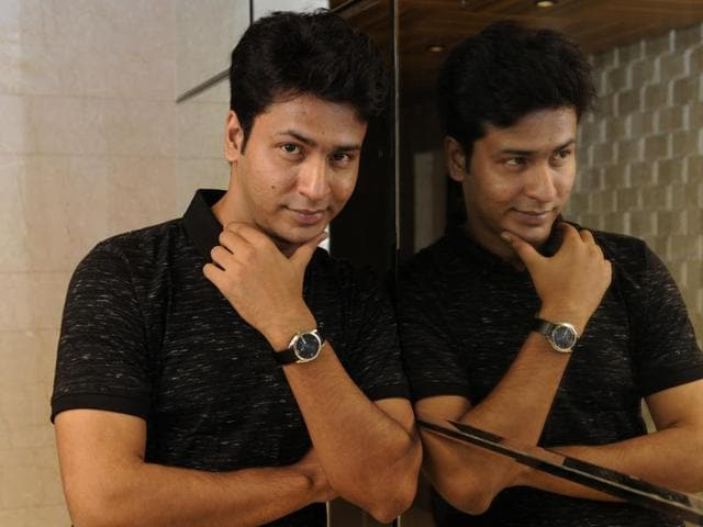 Actor Anirban Bhattacharya is earning accolades for his performance in Arindam Sil's recent release Eagoler Chokh.