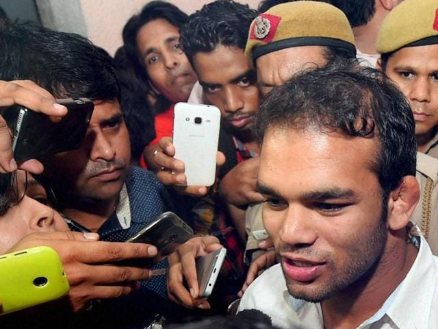 Narsingh Yadav will need to mount a watertight case before CAS.(PTI)