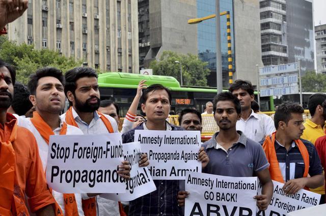 Amnesty under attack
