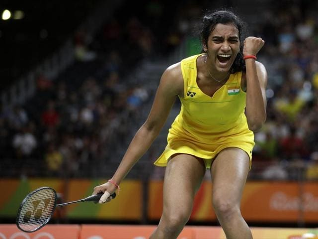 Sindhu will face Spain's Carolina Marin for the gold medal.