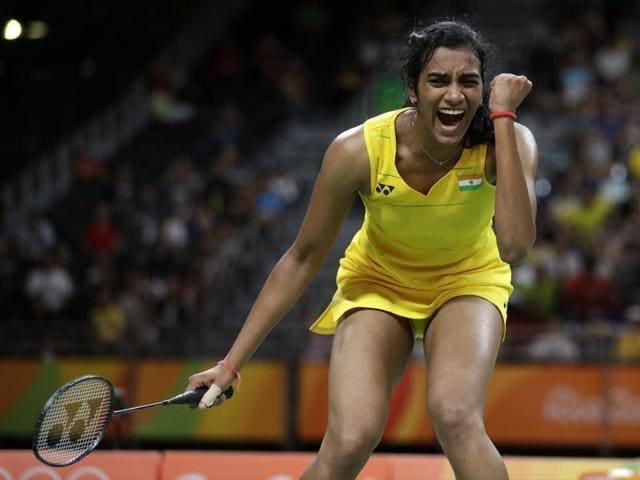 Rio Olympics,PV Sindhu,Saina Nehwal