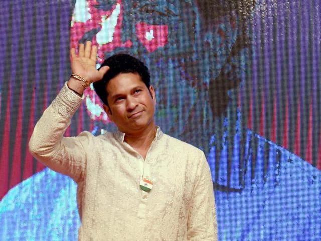 Sachin Tendulkar,Sansad Adarsh Gram Yojana,Sachin adopts village