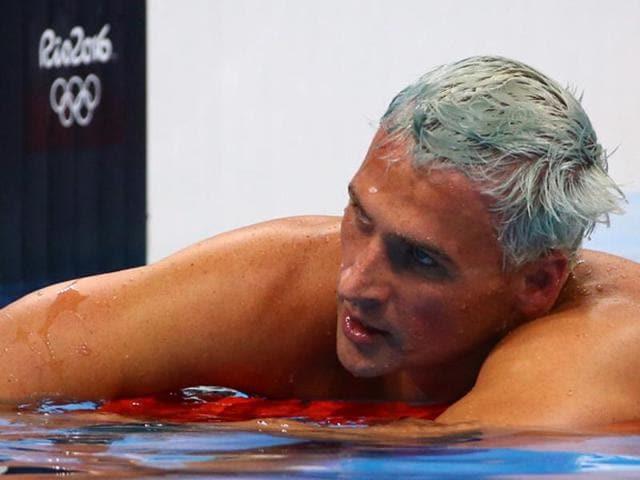 Rio 2016,Olympics,Ryan Lochte
