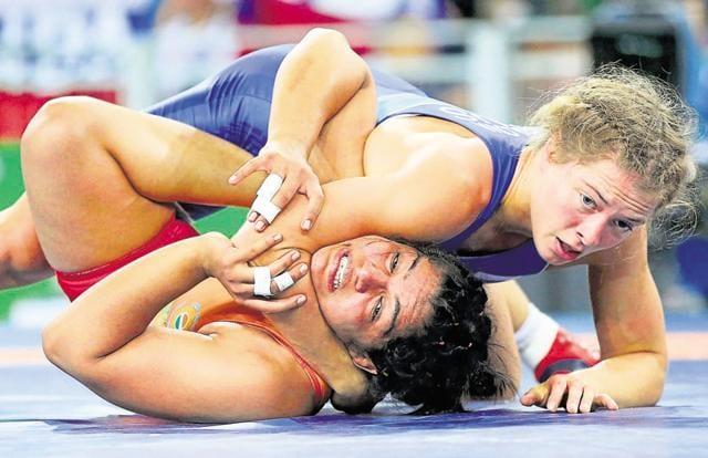 Rio Olympics,Olympics 2016,Wrestling