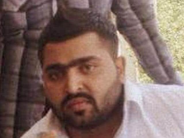 Gangster Gaurav Sharma alias Goru Bachcha