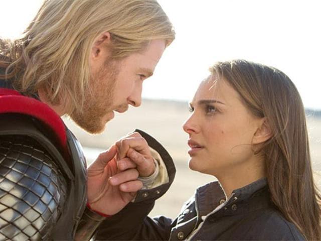 Avengers,Natalie Portman,Mavel
